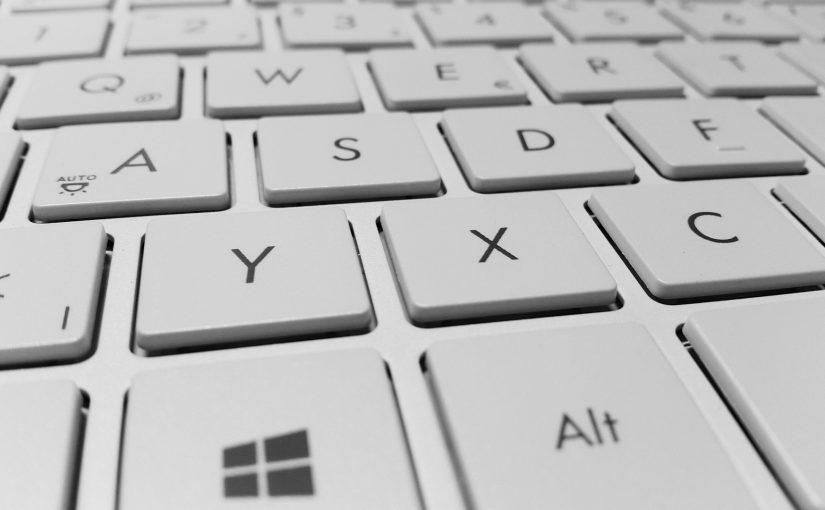 Atalhos de teclado para desenvolvedores .NET