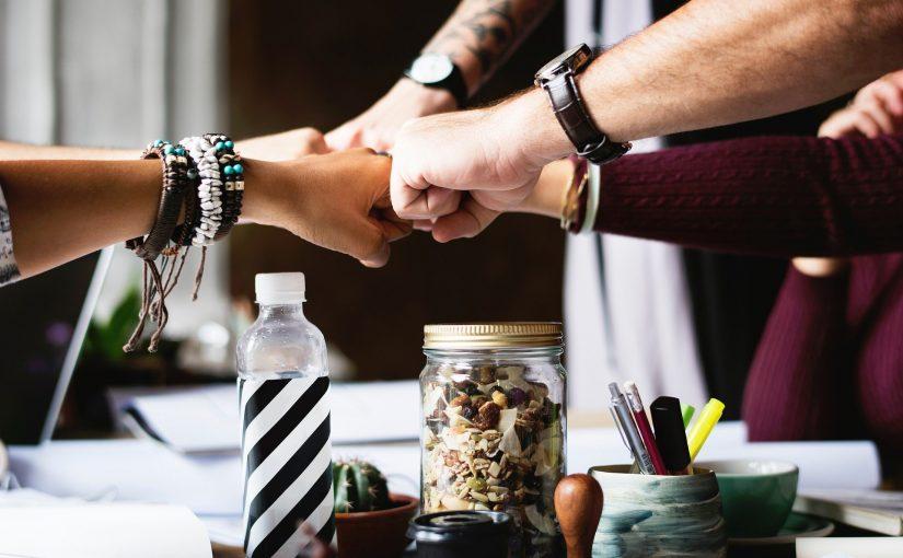 Terapia em grupo – sobre criação de conteúdo